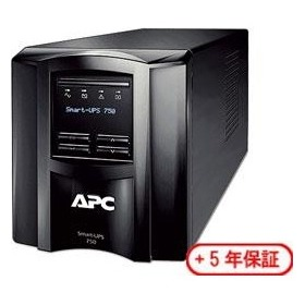 Smart-UPS 1000 LCD 5年保証 SMT1000J5W