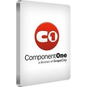 ComponentOne Studio for WinForms 1ユーザーライセンス
