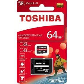 東芝 EXCERIA THN-M303R0640A2 [64GB]