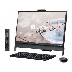 LAVIE Desk All-in-one - DA570/DAB ファインブラック 写真1