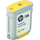 HP728インクカートリッジ イエロー40ml
