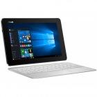 """(T100HA-WHITE)NB/ホワイト/10.1"""" WXGA/Z8500/2G/64G EMMC/802.11AGN/BT4.0/Windows 10 Home 64ビット/office mobile"""