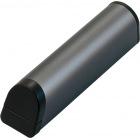 スタンド機能付きモバイルバッテリー 容量2600mAh ブラック