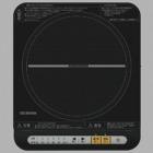 卓上IH調理器 IHコンロ 1400W IHK-T33 ブラック