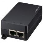 ギガビット対応 IEEE802.3af/at準拠 PoE給電アダプタ