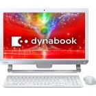 dynabook D61/NW (リュクスホワイト)