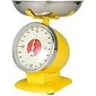 キッチンスケール ストリームライン 2kg 100-092 イエロー