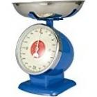 キッチンスケール ストリームライン 2kg 100-092 ロイヤルブルー