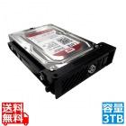 LinuxNAS専用スペアドライブ/3TB