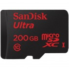 ウルトラ microSDXC UHS-I カード 200GB SDSDQUE-200G-J35A