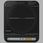 卓上IH調理器 IHコンロ 1000W IHK-T34 ブラック