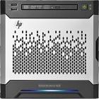 MicroServer Gen8 Xeon E3-1220L v2 2.30GHz 1P/2C 4GBメモリ ディスクレス ノンホットプラグ SATA/4LFF(3.5型) B120i タワー モデル