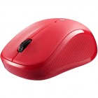Bluetooth3.0 BlueLEDマウス 静音/3ボタン レッド