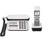 デジタルコードレス留守番電話機(子機1台) ピュアホワイト