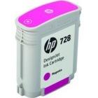 HP728 インクカートリッジ マゼンタ40ml