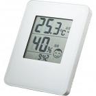 デジタル温湿度計(外部温測定センサー付)