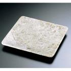 石器 正角皿 YSSJ-014 22cm