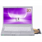 Let's note LX5 法人(Corei5-6300UvPro/4GB/HDD320GB/SMD/W7P32/14.0FullHD/電池L)