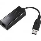 USB接続アナログ56kbpsモデム