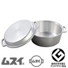 ムスイ 無水鍋24cm (料理ブック