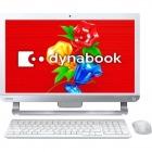 dynabook D61/54MW (リュクスホワイト)