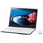 15.6型ノートパソコンLAVIE Note Standard NS550/EAシリーズクリスタルホワイト(Office Home&Business Premium プラス Office 365)
