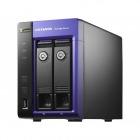 Intel Core i3/Windows Storage Server 2012 R2 Standard Edition搭載 2ドライブビジネスNAS 4.0TB