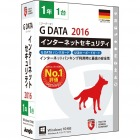 G DATA インターネットセキュリティ 2016 1年1台