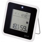 温室度警告計/熱中症・インルエンザ対応/ブラック