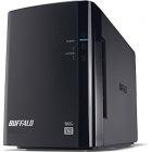ドライブステーション プロ RAID1対応 ミラーリング機能搭載 USB3.0用 外付けHDD 2ドライブモデル 2TB