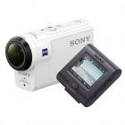 デジタル4Kビデオカメラレコーダー アクションカム ライブビューリモコン付