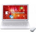 dynabook T55/PW (リュクスホワイト)