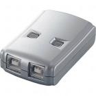 USB2.0対応切替器 (2切替)