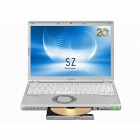 Let's note SZ5 法人(Corei5-6300UvPro/8GB/SSD256GB/SMD/W10P64/12.1WUXGA/電池S)