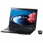 15.6型ノートパソコンLAVIE Note Standard NS550/EAシリーズクリスタルブラック(Office Home&Business Premium プラス Office 365)