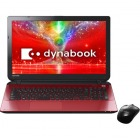 dynabook T75/NR (モデナレッド)