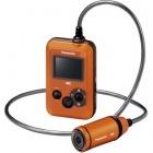 ウェアラブルカメラ HX-A500 (オレンジ)