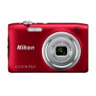 COOLPIX A100 [レッド]