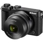 Nikon 1 J5 標準パワーズームレンズキット ブラック