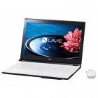 15.6型ノートパソコンLAVIE Note Standard NS350/EAシリーズクリスタルホワイト(Office Home&Business Premium プラス Office 365)