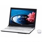 15.6型ノートパソコンLAVIE Note Standard NS750/EAシリーズクリスタルホワイト(Office Home&Business Premium プラス Office 365)
