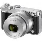 Nikon 1 J5 標準パワーズームレンズキット シルバー