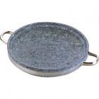 長水 石焼煮込み鍋 手付 YS-0328A 28cm