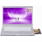 Lets note LX5 Ci5-6200U/14.0/8G/750G/SM/W10P64/シルバー/OH&BP