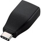 USB/Type-C変換/アダプタ/ブラック