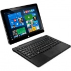 geanee 12.2インチ 2in1 Windows10 タブレットPC WDP-121-2G32G-CT-KB