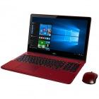 15.6型ノートパソコンFMV LIFEBOOK AHシリーズ AH77/Yガーネットレッド(Office Home&Business Premium プラス Office 365)