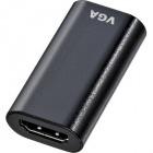 HDMI-VGA変換アダプタ(HDMIAメス-VGAメス)