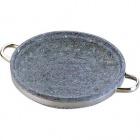 長水 石焼煮込み鍋 手付 YS-0330A 30cm