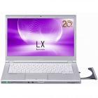 CF-LX5XD9QR Lets note LXシリーズ シルバー